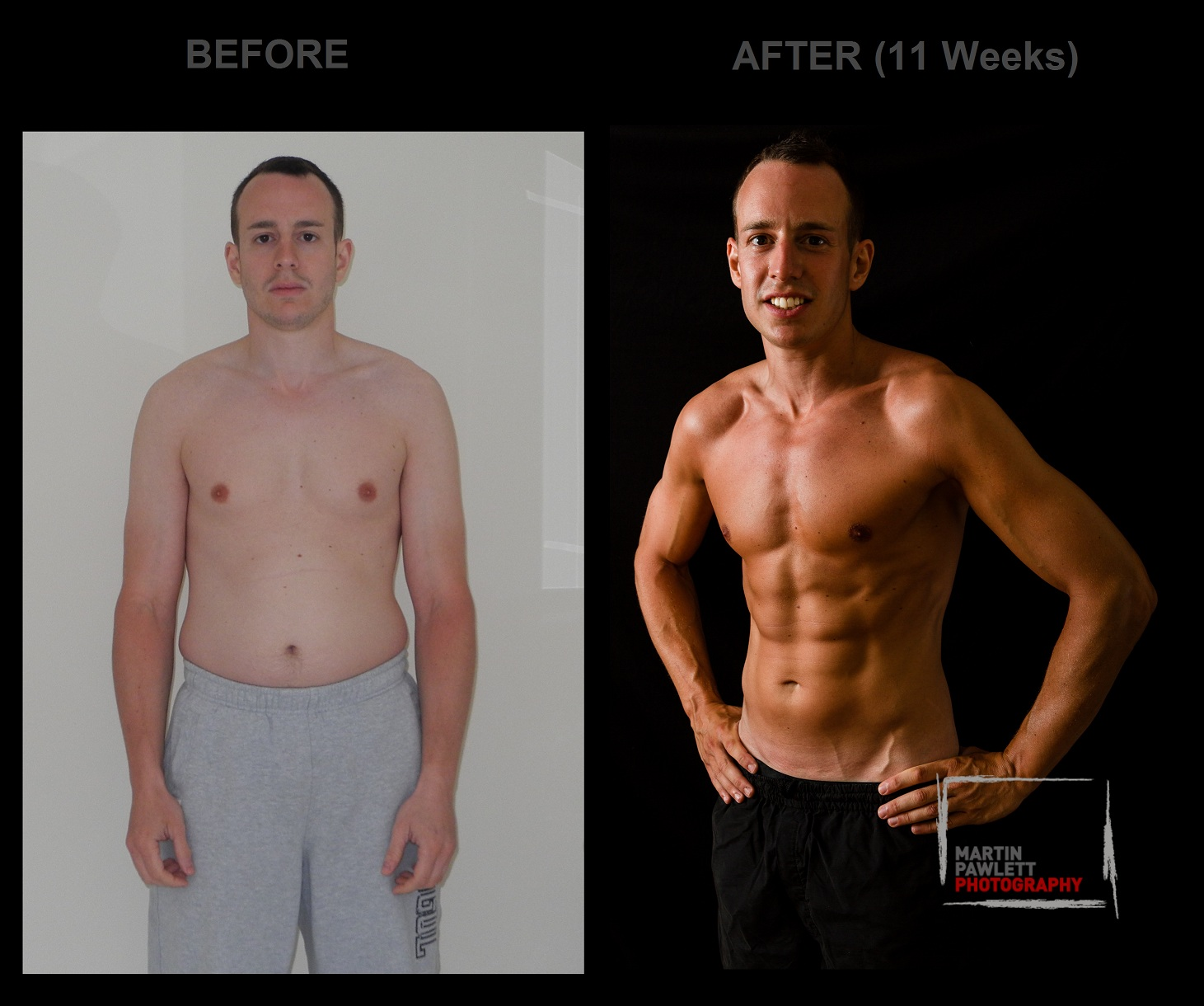 12 Week Body Plan Transformations • CarlGottlieb.com