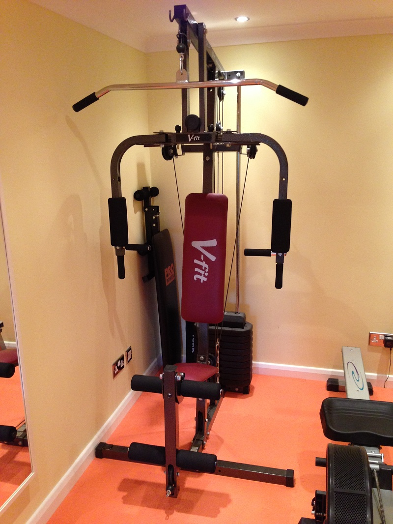 The home gym carl s
