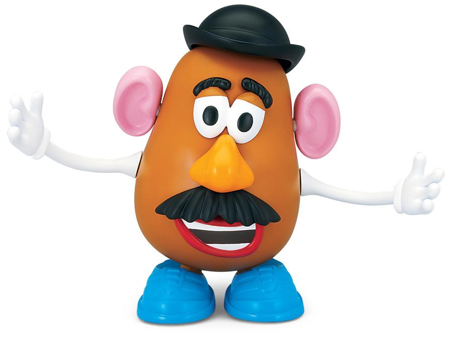 Day 75 – Mr Potato Head